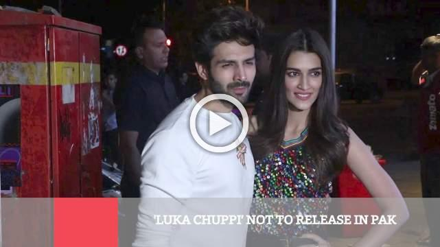 'Luka Chuppi' Not To Release In Pak
