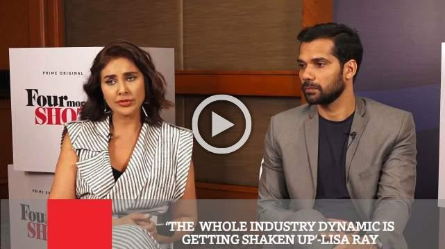 The  Whole Industry Dynamic Is Getting Shaken Up'-Lisa Ray