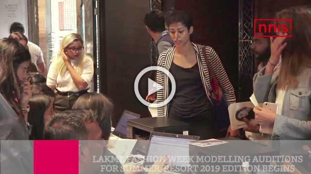 Lakme Fashion Week Modelling Auditions For Summer/Resort 2019 Edition Begins