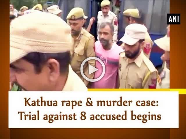 Kathua rape & murder case: Trial against 8 accused begins