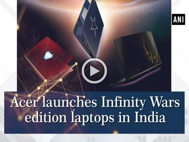 Acer launches Infinity Wars edition laptops in India