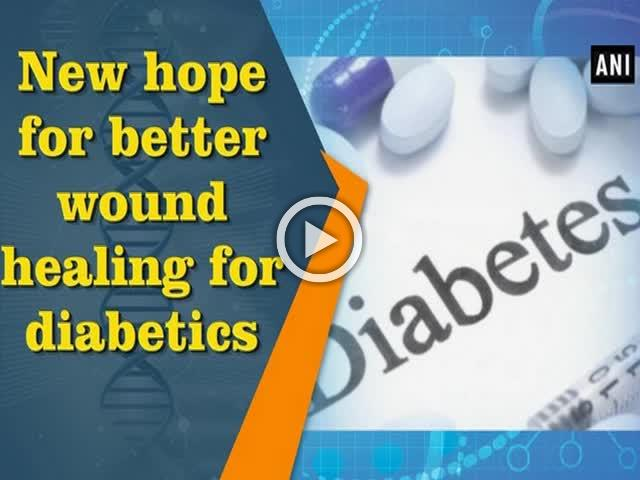 New hope for better wound healing for diabetics