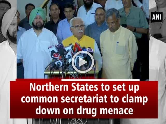 Northern States to set up common secretariat to clamp down on drug menace