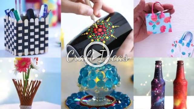 6 Amazing Craft Ideas
