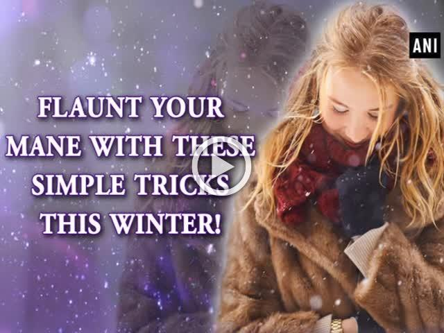 Flaunt your mane with these simple tricks this winter!