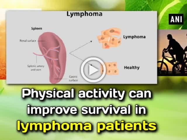 Physical activity can improve survival in lymphoma patients