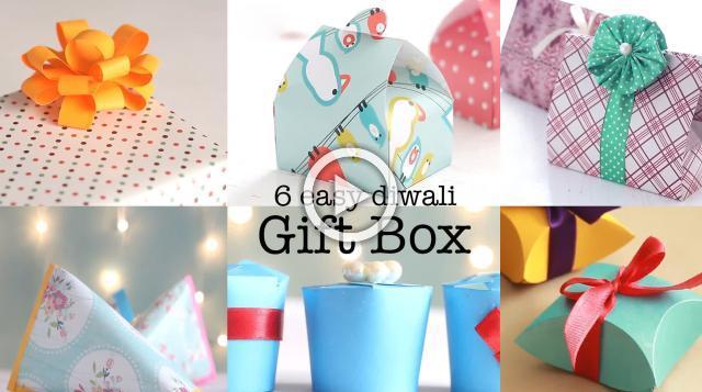 DIY Diwali Gift Wrapping Ideas