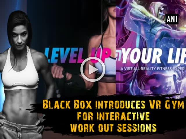 Black Box introduces VR Gym for interactive work out sessions