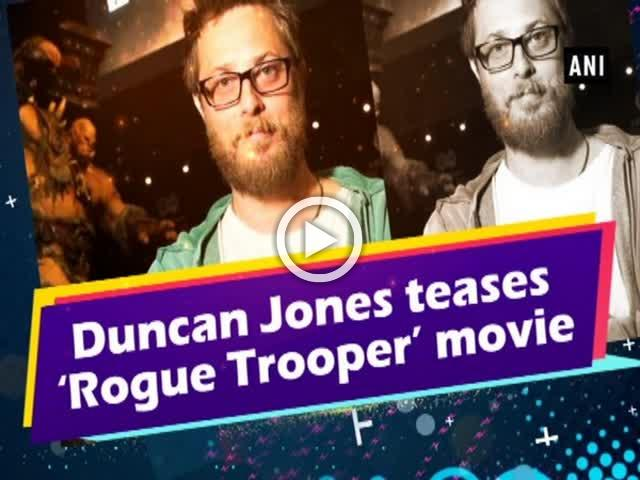 Duncan Jones teases 'Rogue Trooper' movie