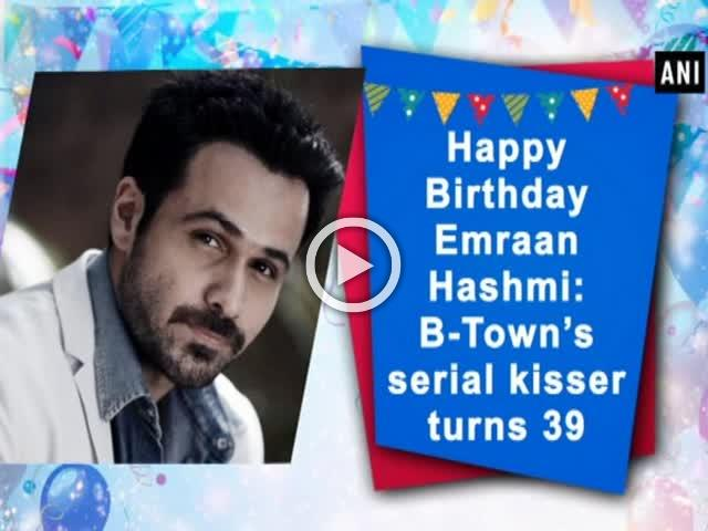 Happy Birthday Emraan Hashmi: B-Town's serial kisser turns 39