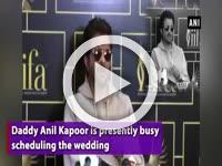 Here are all the details of Sonam Kapoor's wedding