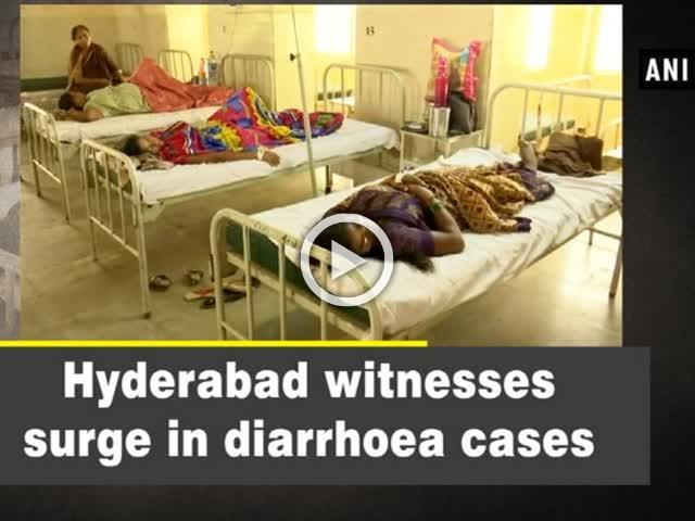 Hyderabad witnesses surge in diarrhoea cases