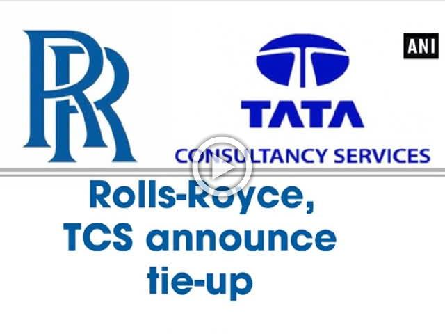 Rolls-Royce, TCS announce tie-up