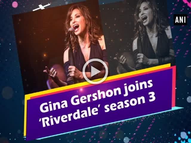 Gina Gershon joins 'Riverdale' season 3