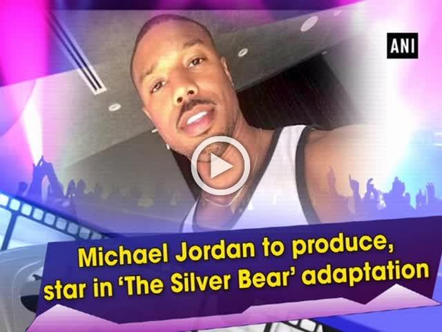 Michael Jordan to produce, star in 'The Silver Bear' adaptation