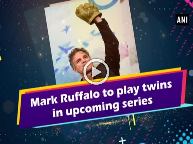 Mark Ruffalo to play twins in upcoming series