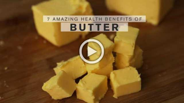 7 Amazing Health Benefits of Butter