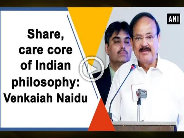 Committed to peaceful and harmonious living together: Venkaiah Naidu