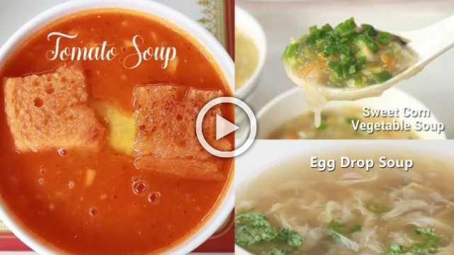 Soup Recipes | Ventuno Home Cooking