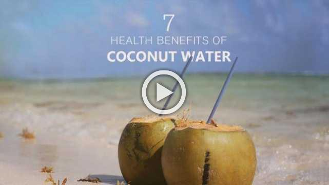 7 Amazing Health Benefits Of Coconut Water