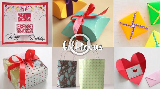 Birthday Gift Ideas | Easy and Cheap