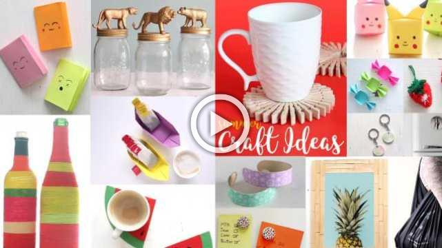 22 Cool Summer Craft Ideas