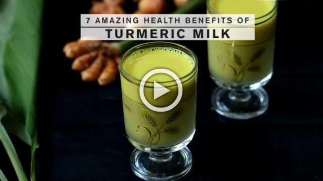 7 Amazing Health Benefits of Turmeric Milk
