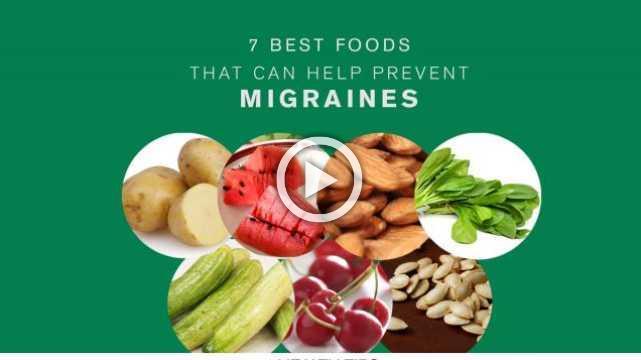 7 Best Foods That Can Help Prevent Migraines