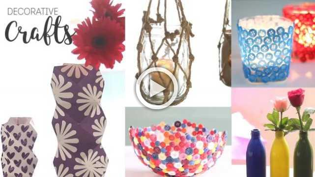 Decorative Craft Ideas