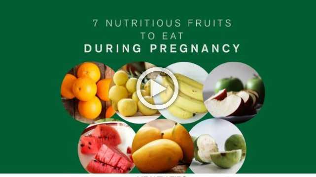 7 Nutritious Fruits To Eat During Pregnancy