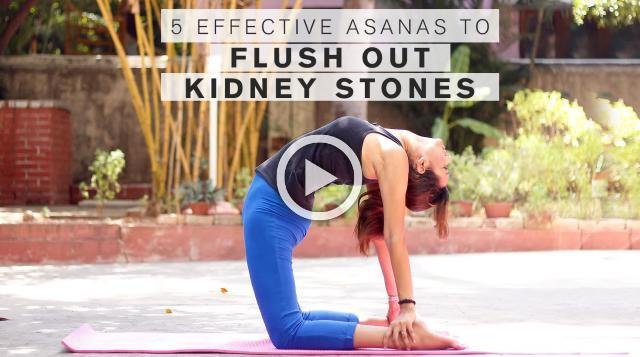 5 Effective Asanas To Flush Out Kidney Stones