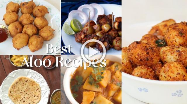 Best Aloo Recipes | Ventuno Home Cooking