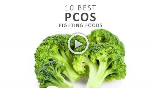 10 Best PCOS Fighting Foods