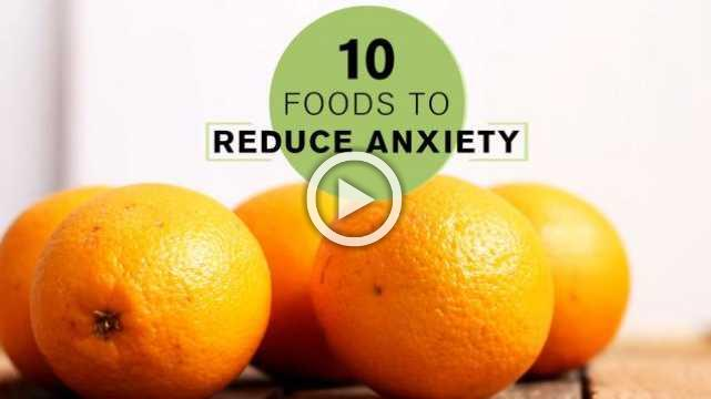 Health Tips: 10 Healthy Foods That Help Reduce Anxiety