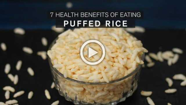 7 Health Benefits of Eating Puffed Rice