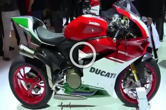 Ducati 1299 Panigale Final Edition Autoshow