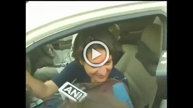 Priyanka gandhi on Modis reported comment
