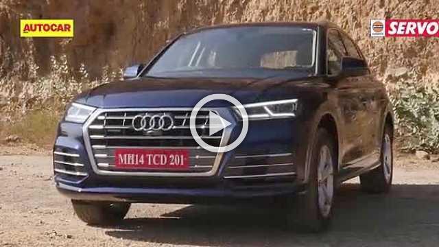 2018 Audi Q5 | Exclusive Drive | Autocar India