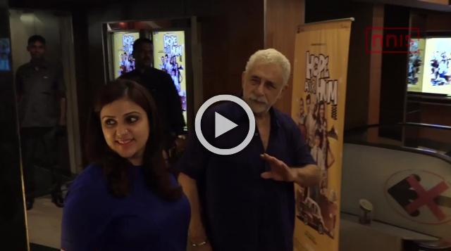 It's Positive That Rapes Are Being Reported More : Naseeruddin Shah