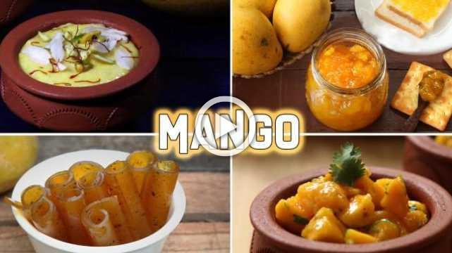5 Yummy Mango Recipes That You Can Try This Summer