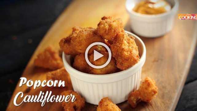 Popcorn Cauliflower