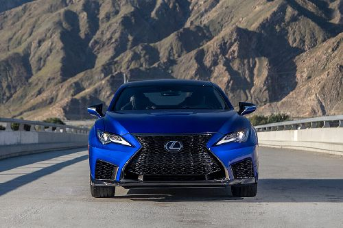Full Front View of RC-F