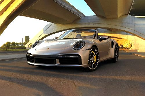 911 Front angle low view