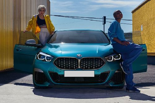 Full Front View of 2 Series Gran Coupe