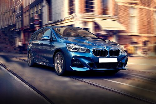 2 Series Gran Tourer Front angle low view