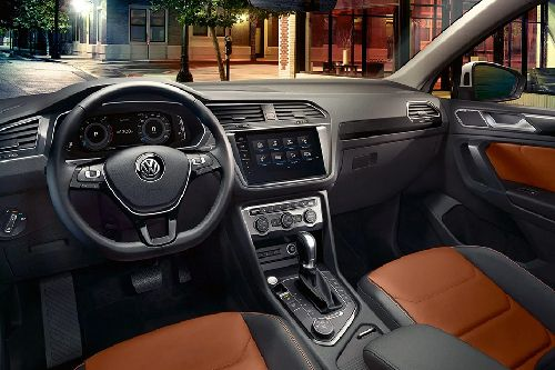 Volkswagen Tiguan 2020 Interior, Exterior Images - Tiguan 2020 Photo Gallery | Oto