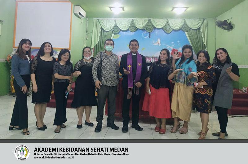 Perayaan Paskah Akademi Kebidanan Sehati Tgl 24 April 2021