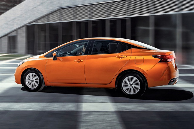 Nissan Almera chốt giá từ 469 triệu đồng, xe nhập khẩu Thái Lan - 2
