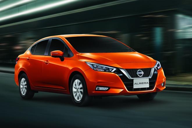 Nissan Almera chốt giá từ 469 triệu đồng, xe nhập khẩu Thái Lan - 1