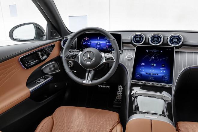 Mercedes-Benz C-Class có thêm phiên bản gầm cao All-Terrain - 4